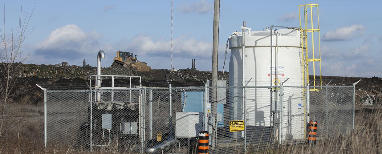 Hydrogen Peroxide Storage Tank Canada - Benson Chemicals